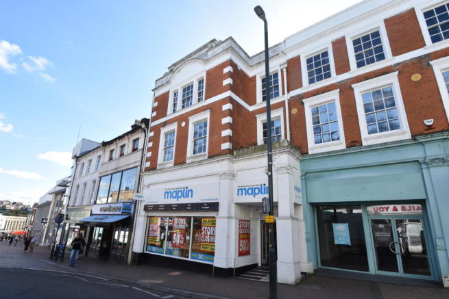 Shop To Rent In 102 Commercial Road Bournemouth Dorset BH2 5LR