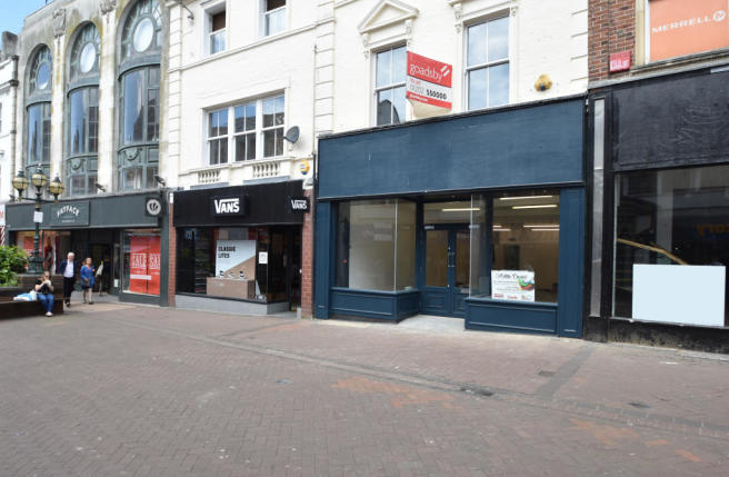 Shop To Rent In 75 77 Old Christchurch Road Bournemouth Dorset