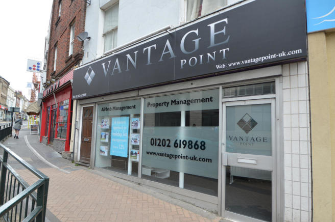 Shop For Sale In 93 Commercial Road Bournemouth Dorset BH2 5RT