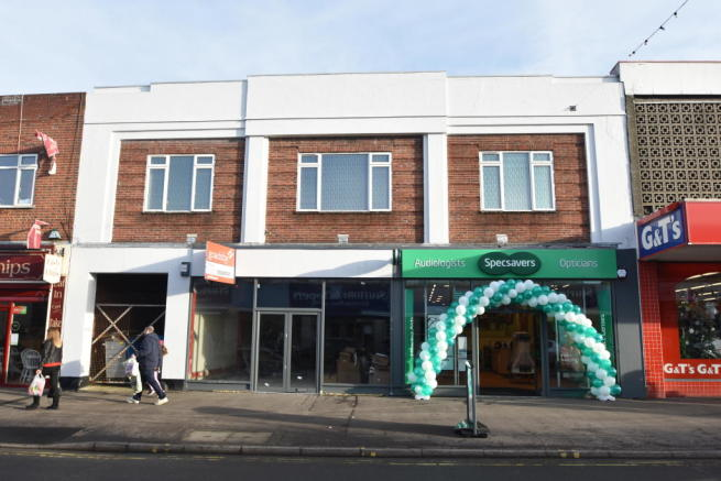 Shop To Rent In 411a Wimborne Road Winton Bournemouth Dorset BH9