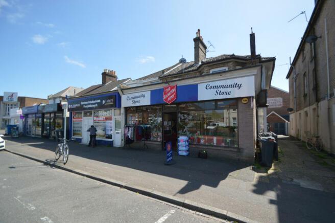 Shop To Rent In 226 Holdenhurst Road Bournemouth Dorset BH8 8AX