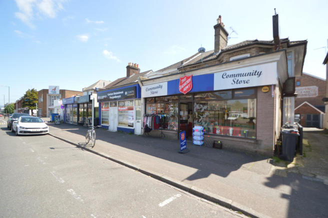 Shop To Rent In 226 Holdenhurst Road Bournemouth Dorset BH8 8AX