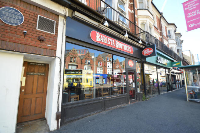 Shop To Rent In 9 Holdenhurst Road Bournemouth Dorset BH8 8EH