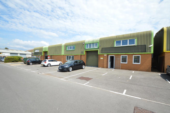 Warehouse To Rent In Unit 22 Benson Road Nuffield Industrial Estate