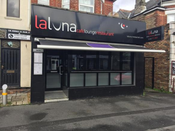 Restaurant For Sale In BOURNEMOUTH Dorset BH8