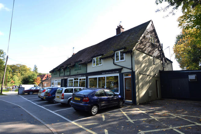 Shop For Sale In 3 Ringwood Road Burley Hampshire BH24 4AD