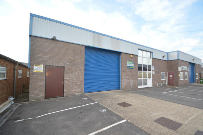 Warehouse To Rent In 6 Didcot Road Nuffield Industrial Estate
