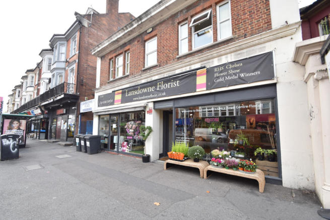 Shop To Rent In 17 19 Holdenhurst Road Bournemouth Dorset BH8 8EH