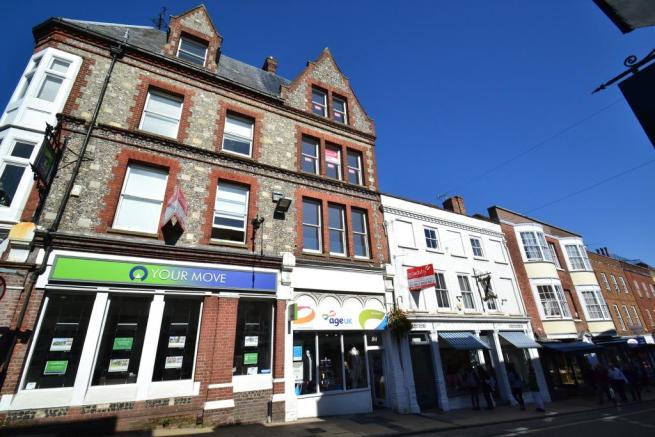 Office For Sale In 84 High Street Winchester SO23 9AP