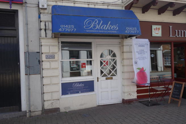 Commercial Property To Rent In RINGWOOD Hampshire BH24