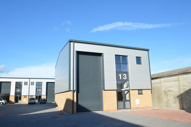 Warehouse To Rent In Unit 13 Cobham Business Centre Road