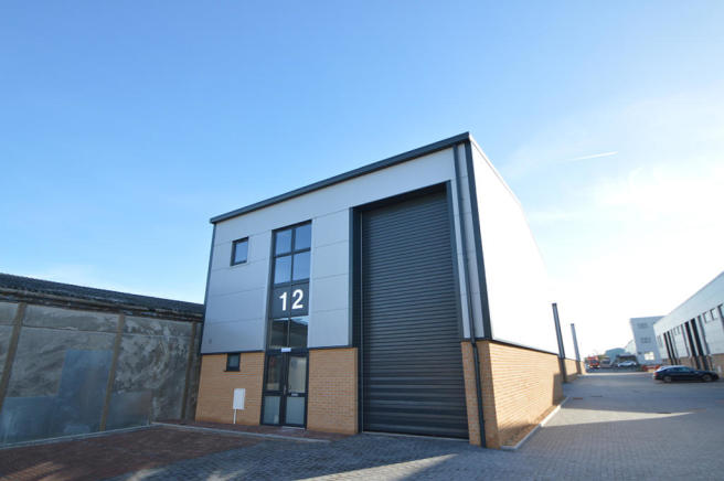 Warehouse To Rent In Units 12 And 13 Cobham Business Centre