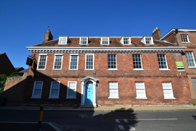 Office To Rent In Hyde Abbey House Street Winchester SO23