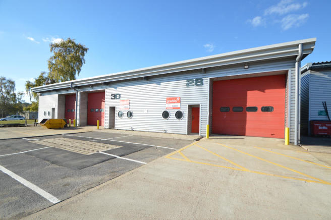 Warehouse To Rent In Units 28 And 30 Holton Road Heath