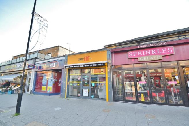Restaurant To Rent In Simply Eat Company 160a Portswood Road