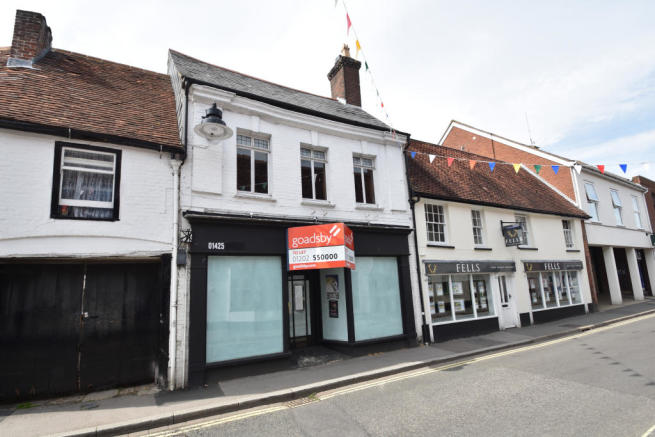 Shop To Rent In 3 Southampton Road Ringwood Hampshire BH24 1HB
