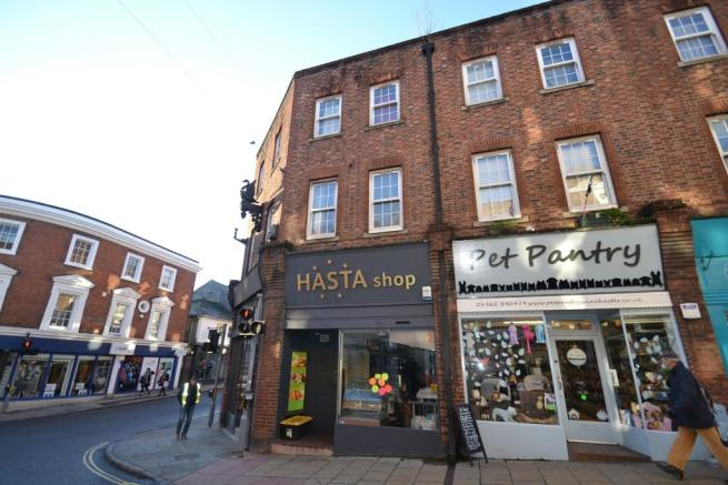Shop To Rent In 65a High Street Winchester SO23 9DA