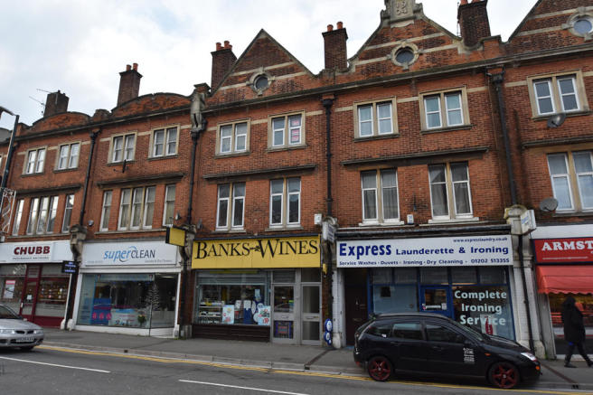 Office For Sale In 302 Wimborne Road Winton Bournemouth BH9 2HN
