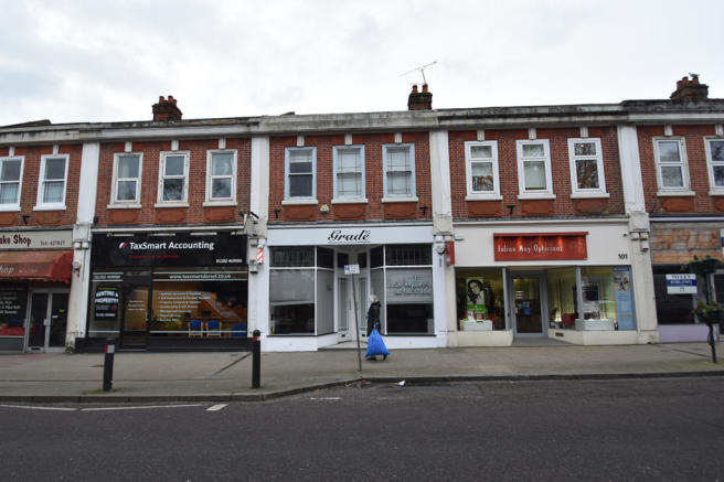 Office For Sale In 103 Southbourne Grove Bournemouth