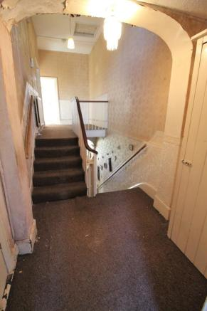 Stairs & Landing With Loft Hatch