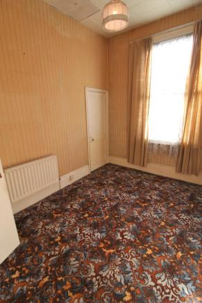 Bedroom Four With Window To Front and Door To Bedr