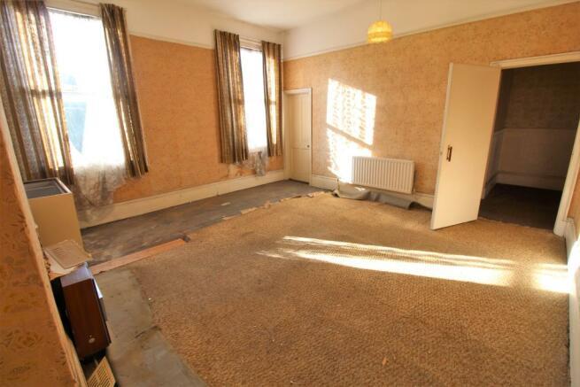 Bedroom Two With Windows To Front & Door To Bedroo