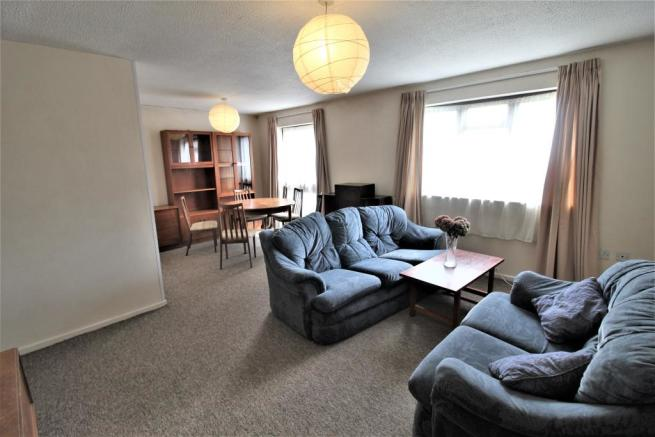 Open Plan Living / Dining Room (Front)