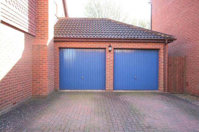 Double Garage & Parking.
