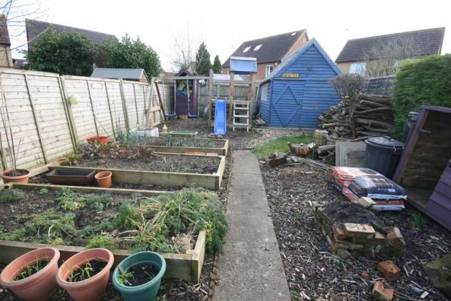 Vegetable Patch.