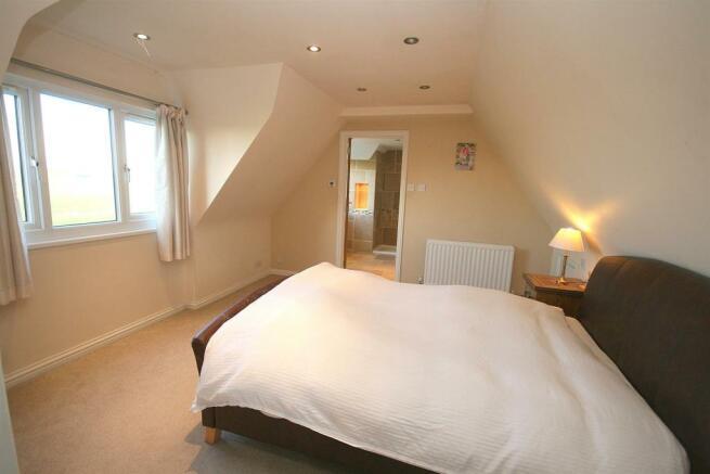 Master Bedroom .