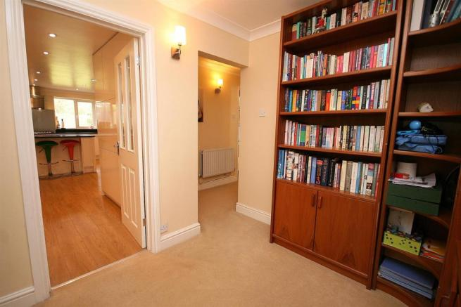 Inner Hallway.
