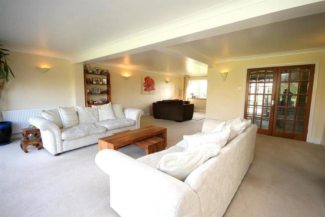 Sitting Room to Family Room