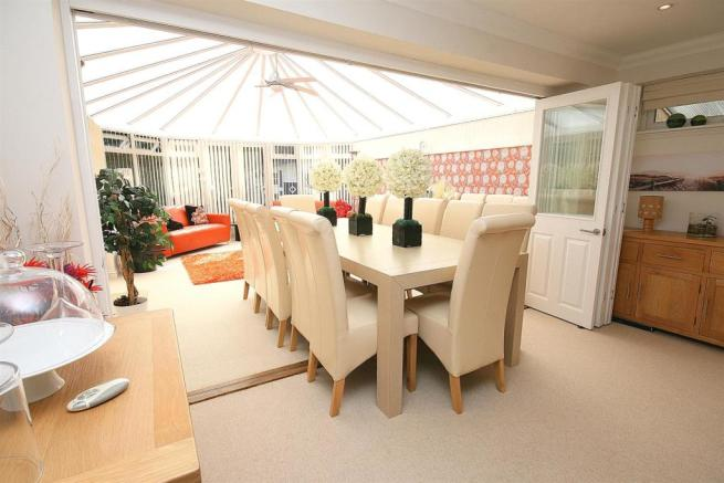 Conservatory Dining Room.