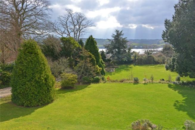 View Over Gardens