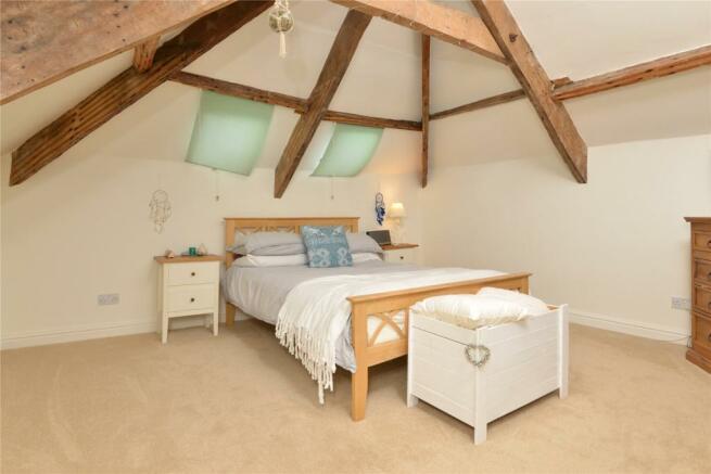 Bedroom On Top Floor