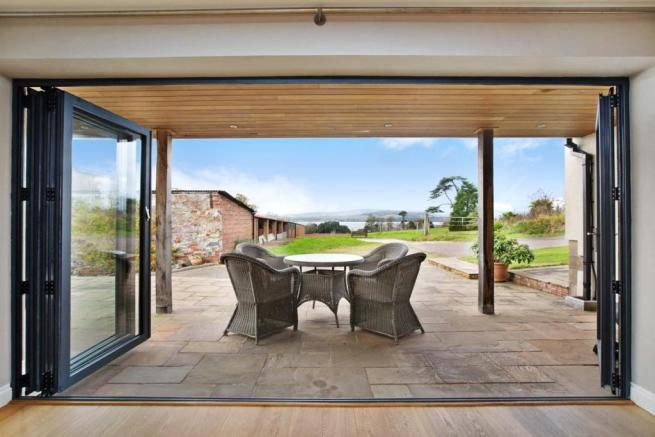 View From Open Plan