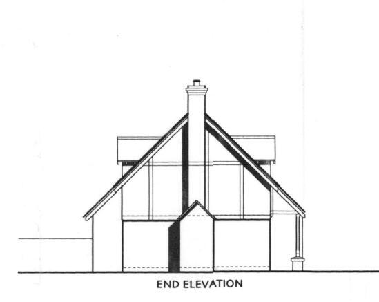End Elevation
