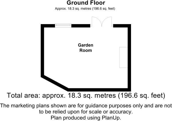 Garden Room Floor...