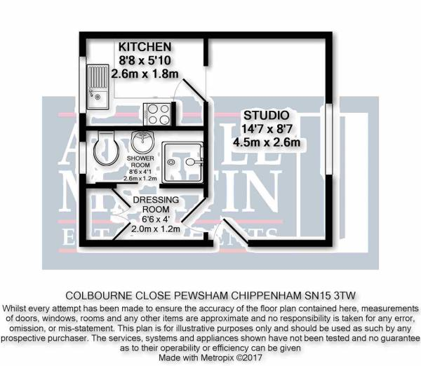 Colbourne Close Pewsham Chippenham SN15 3TW.JPG