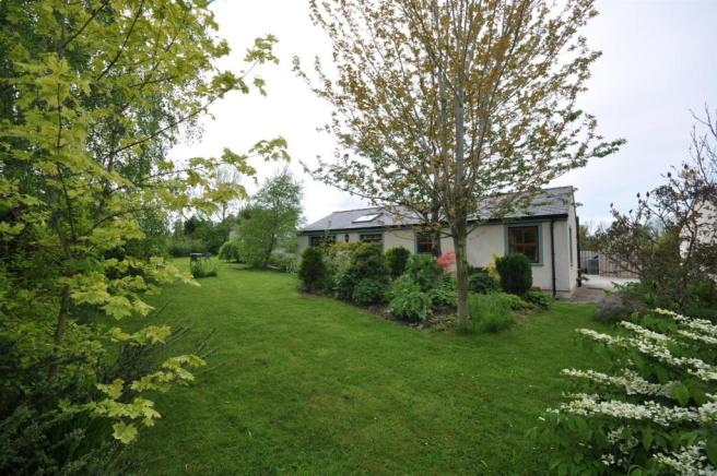 Holiday Cottage Garden