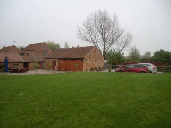 Garden and Garaging