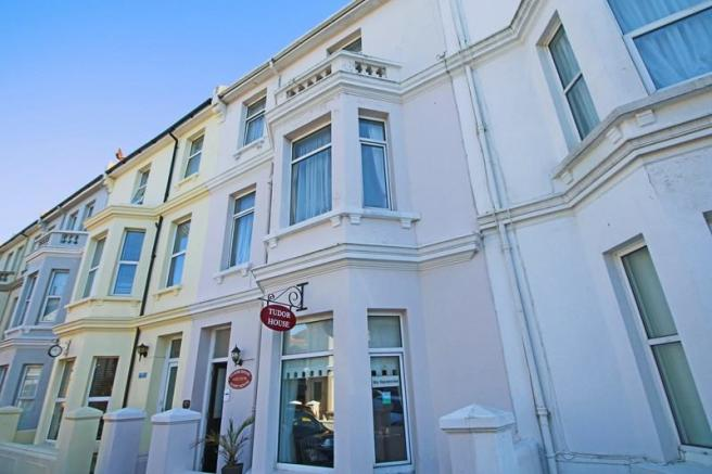 9 bedroom guest house for sale in Marine Road, Eastbourne