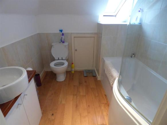 Ensuite for 2nd Bedroom
