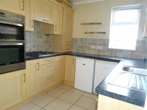 Modern kitchen (front)