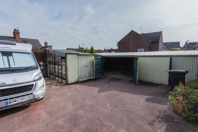 Garage and parkin...