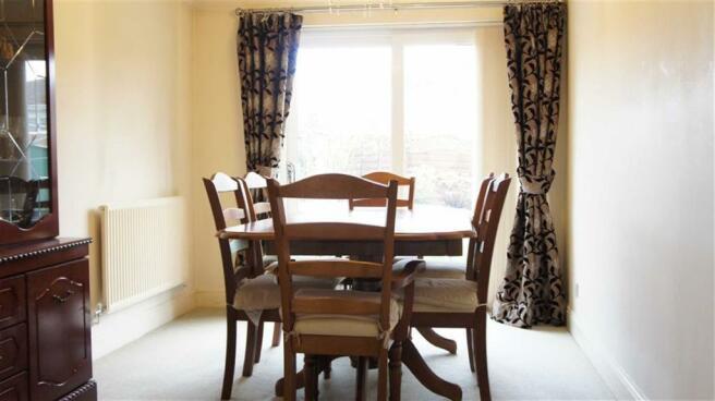 RECEPTION ROOM 2 OR DINING ROOM