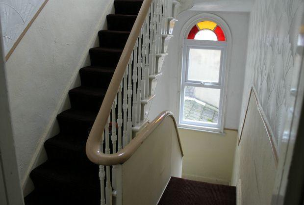 First Floor Communal Landing and Stairs