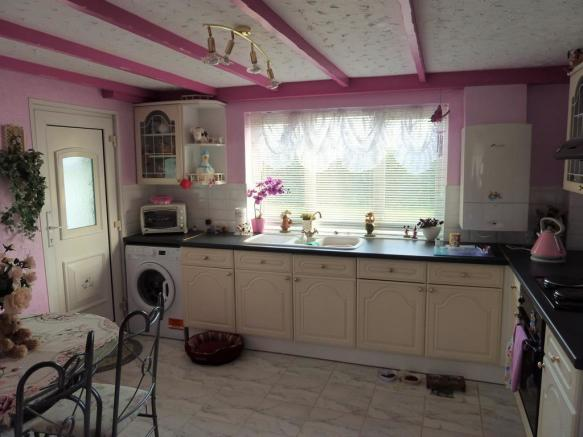 Firs Cottage Kitchen