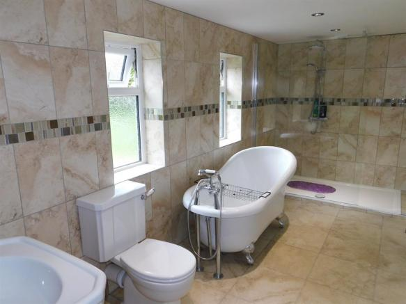 Ground Floor Bath/Shower Room 1