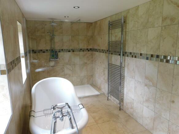 Ground Floor Bath/Shower Room 2